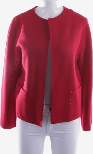 Marc Cain Wollblazer in M in rot: Frontalansicht