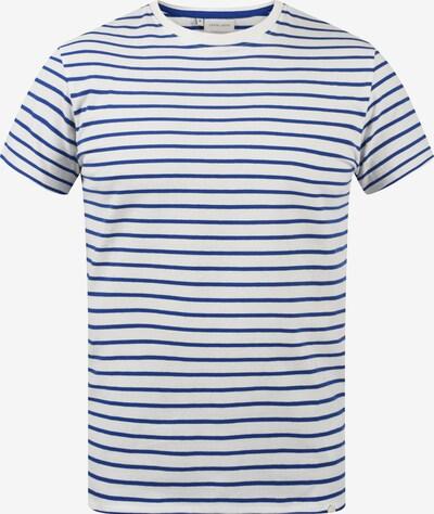 Casual Friday T-Shirt in blau / azur / aqua / weiß, Produktansicht