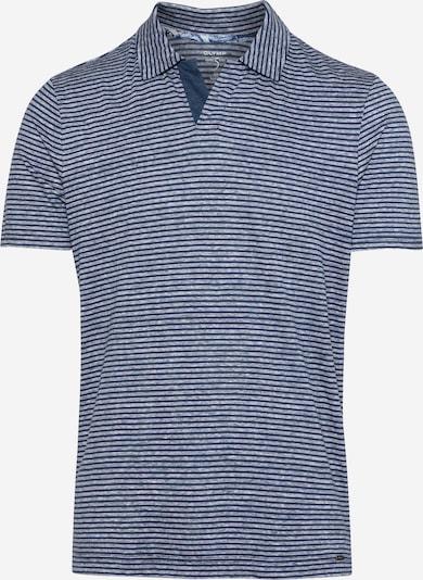 Tricou 'Level 5' OLYMP pe albastru închis / albastru amestec, Vizualizare produs