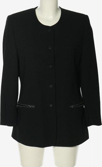Authentic Clothing Company Long-Blazer in S in schwarz, Produktansicht