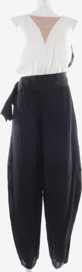 Lanvin Jumpsuit in XXS in schwarz / wollweiß, Produktansicht