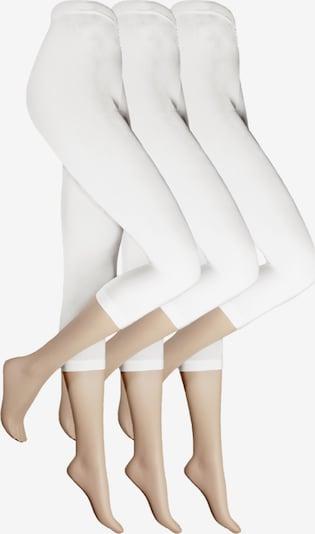 Esda Leggings in White, Item view