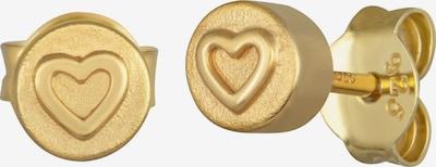 caï Ohrringe in gold, Produktansicht