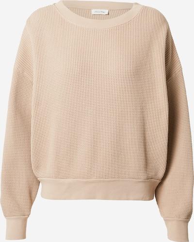 AMERICAN VINTAGE Pullover in beige, Produktansicht