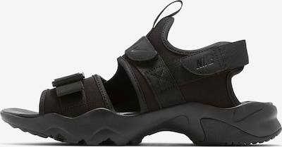 fekete Nike Sportswear Szandálok, Termék nézet