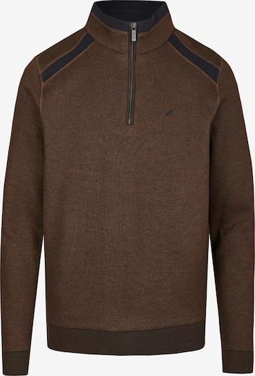 DANIEL HECHTER Sweatshirt in Mocha, Item view