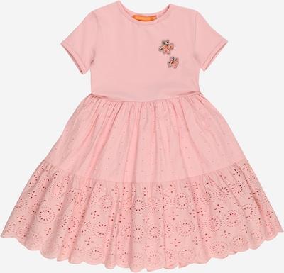 STACCATO Kleid in orange / altrosa / schwarz, Produktansicht