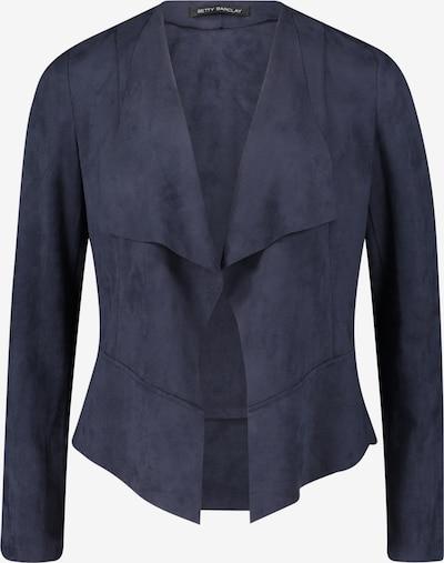 Betty Barclay Blazer en bleu-gris, Vue avec produit