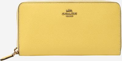 COACH Портмоне в жълто, Преглед на продукта