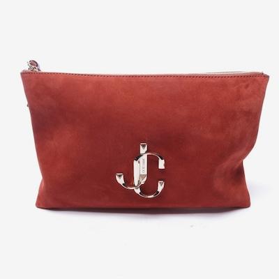 JIMMY CHOO Bag in M in Dark red, Item view