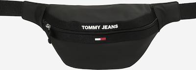 Tommy Jeans Gürteltasche in navy / rot / schwarz / weiß, Produktansicht