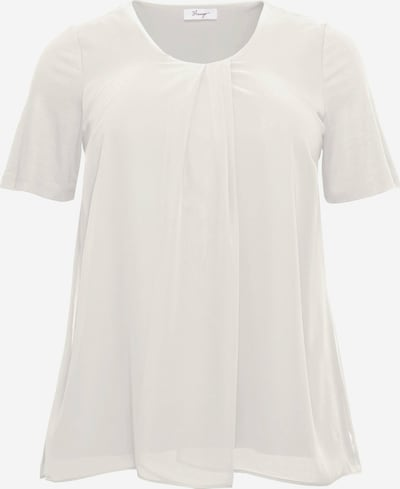 SHEEGO Shirt in offwhite, Produktansicht