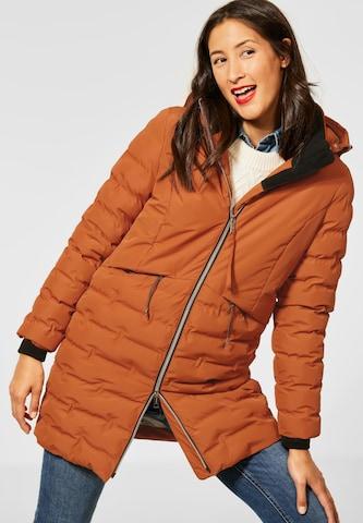 STREET ONE Winter Coat in Brown