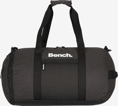 BENCH Sporttasche in schwarz / weiß, Produktansicht