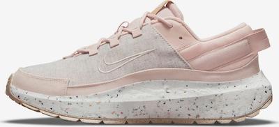 Nike Sportswear Sneaker 'Crater Remixa' in graumeliert / rosa, Produktansicht