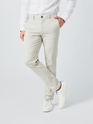 SELECTED HOMME Chino trousers in Grey