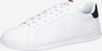 Polo Ralph Lauren Sneaker in dunkelblau / weiß, Produktansicht