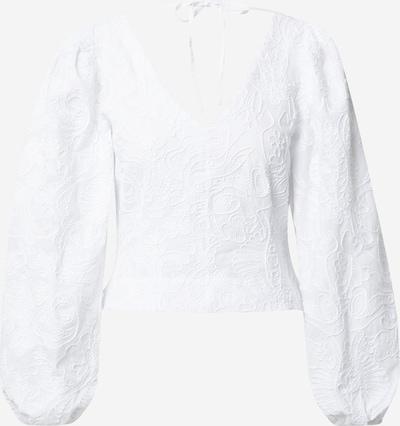 Bluză 'Anai' Samsoe Samsoe pe alb, Vizualizare produs