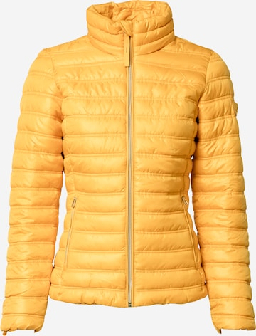 TOM TAILOR Between-Season Jacket in Yellow