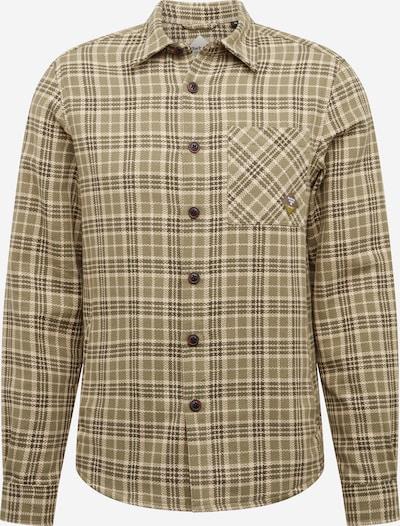 Barbour Beacon Overhemd 'Forth' in de kleur Donkergroen, Productweergave