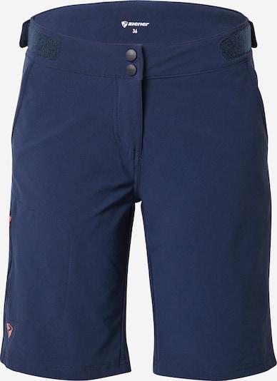 ZIENER Sporthose 'NIVIA X-FUNCTION' in navy, Produktansicht