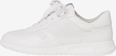 TAMARIS Sneaker in weiß: Frontalansicht