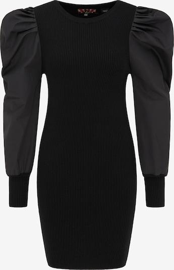 myMo ROCKS Pletena haljina u crna, Pregled proizvoda