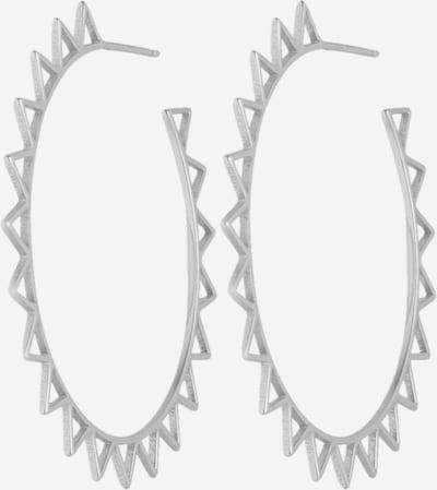 Cercei ANIA HAIE pe argintiu, Vizualizare produs