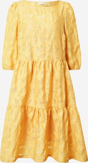 VILA Kokteilové šaty - zlatá žltá, Produkt