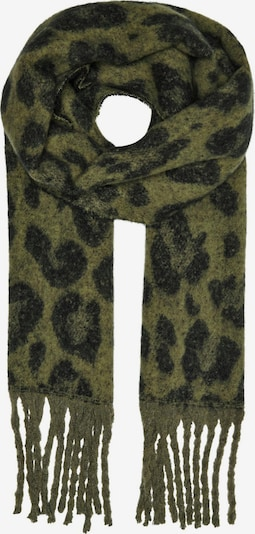 ONLY Scarf 'Sylvia' in Olive / Black, Item view