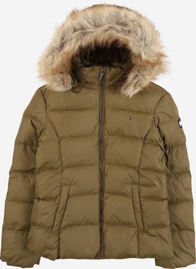 TOMMY HILFIGER Winterjas in de kleur Olijfgroen, Productweergave