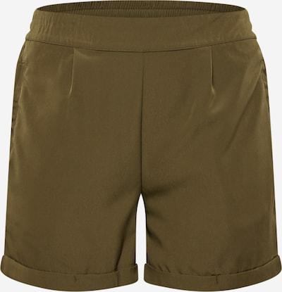 Vero Moda Curve Pantalon 'BIBI' en olive, Vue avec produit