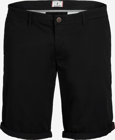 JACK & JONES Pantalon en noir: Vue de face