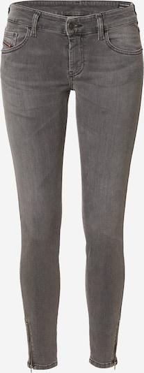 DIESEL Jeans 'SLANDY' in Grey: Frontal view