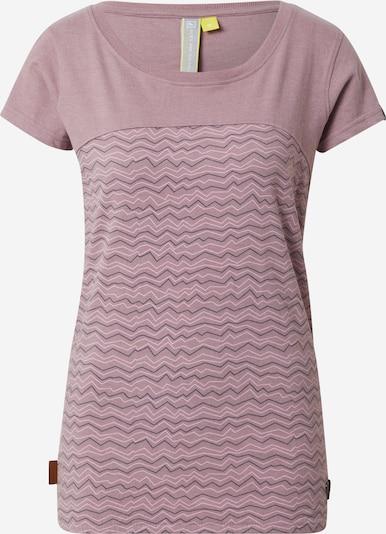 Alife and Kickin T-shirt 'Clarice' en marine / violet, Vue avec produit