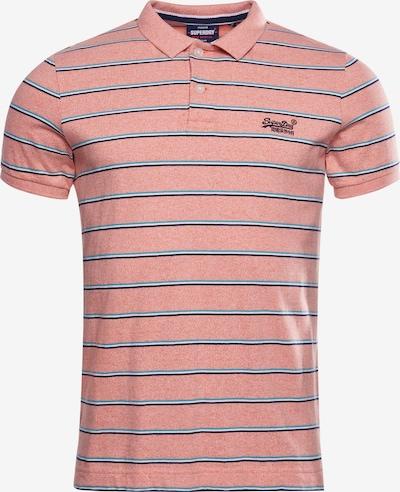 Superdry Shirt in hellblau / pastellpink, Produktansicht