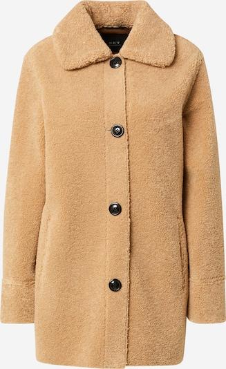 SET Mantel in hellbraun, Produktansicht