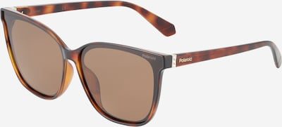 Polaroid Sonnenbrille '4101/F/S' in braun / dunkelbraun, Produktansicht