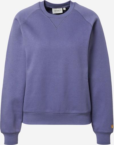 Carhartt WIP Sweatshirt 'Chase' en flieder, Vue avec produit