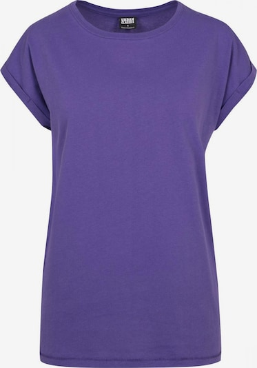 Urban Classics Curvy Shirt in de kleur Violetblauw, Productweergave