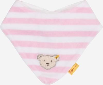 Steiff Collection Halstuch in gelb / rosa / weiß, Produktansicht