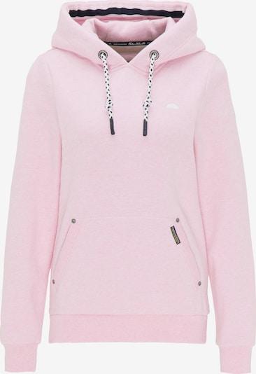 Schmuddelwedda Hoodie in pink, Produktansicht