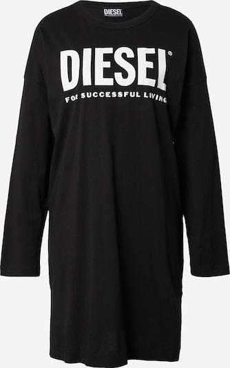 DIESEL Kleid in schwarz / weiß, Produktansicht
