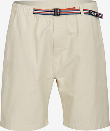 Cleptomanicx Shorts in Beige