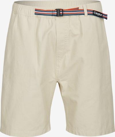 Cleptomanicx Shorts in beige, Produktansicht