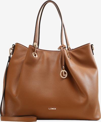 L.CREDI Shopper 'Ebony' in Brown, Item view