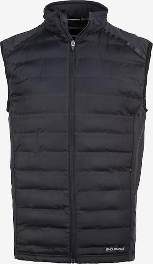 ENDURANCE Sportbodywarmer 'MIDAN M' in de kleur Zwart, Productweergave