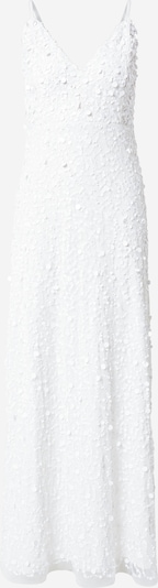 LACE & BEADS Avondjurk 'Barbara' in de kleur Wit, Productweergave