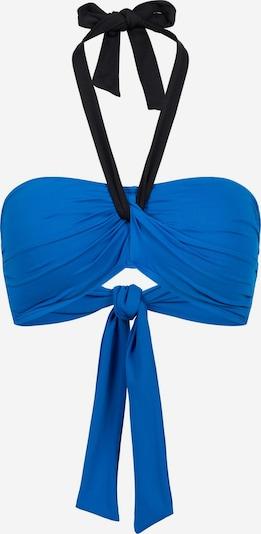 Lauren Ralph Lauren Bikinitop in de kleur Blauw / Zwart, Productweergave