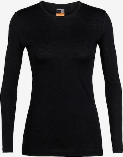 Icebreaker Shirt ' 200 Oasis ' in dunkelblau, Produktansicht